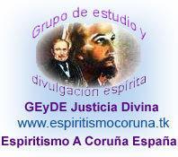 Grupo de estudio y divulgación del espiritismo Justicia Divina