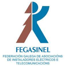 """FEDERACIÓN GALLEGA DE ASOCIACIONES DE INSTALADORES ELÉCTRICOS Y DE TELECOMUNICACIONES"""" (FEGASINEL)"""